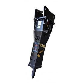 Гидромолот Italdem GK 320 S 1000 Дж