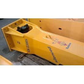 Гідромолот Italdem GK 2300 S 5000 Дж