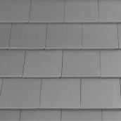 Цементно-піщана черепиця EURONIT Kapstadt 334х420 мм світло сірий (00573)