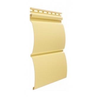 Сайдинг Docke Блок Хаус 3660х240х1,1 мм лимон