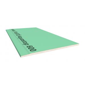 Гіпсокартон SINIAT PLATO Aquastop KPOS 600х1500х12,5 мм