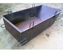 Ящик для раствора БН 2,5 м3