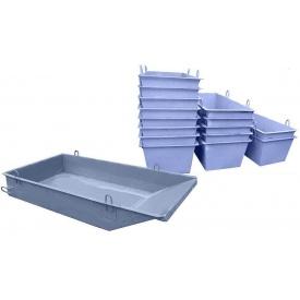 Ящик для розчину БН 1 м3