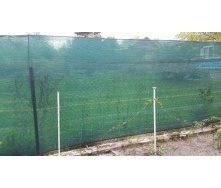 Затіняюча сітка Karatzis 8х50 м 85% зелена