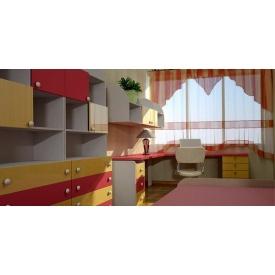 Производство встроенной мебели на заказ в детскую