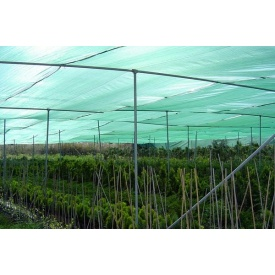 Затіняюча сітка Karatzis 2х50 м 85% зелена