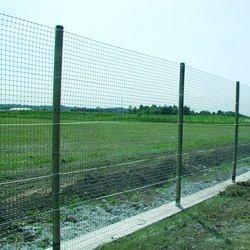 Сетка для ограждения Tenax Ranch 1 27x42 мм 2x50 м зеленая