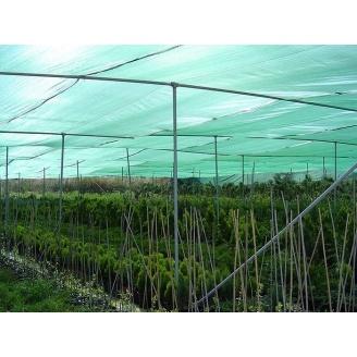 Затіняюча сітка Karatzis 4х50 м 50% зелена