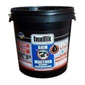 Мастика Budfix битумно-каучуковая 3 кг
