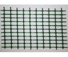 Сітка для огорожі декоративна Tenax Hobby 30x18 мм 1x50 м зелена