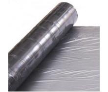Плівка для мульчування Е1144 30 мкм 1,2x1000 м сріблясто-чорна