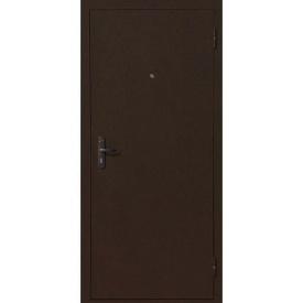 Двери входные противопожарные Рубин L 60 2050х860 мм