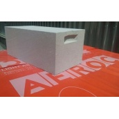 Газоблок Aeroc 600х300х200 D400 гладкий