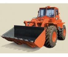 Послуги трактора Т-156 2 м3