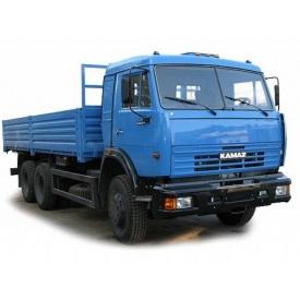 Доставка стройматериалов грузовиком КамАЗ 14 т