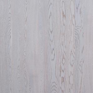 Паркетна дошка Focus Floor Дуб PRESTIGE ETESIAN WHITE сніжно-белий матовий лак 2000х138х14 мм