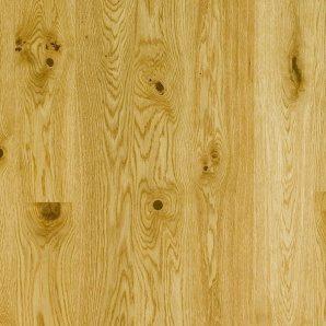 Паркетна дошка односмугова Focus Floor Дуб KHAMSIN лак 1800х138х14 мм