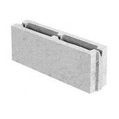 Блок бетонный перегородочный 390х90х188 мм