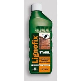 Просочення для деревини невимиваєма Lignofix Stabil 1 кг