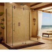 Виготовлення та монтаж цільноскляної душової кабінки