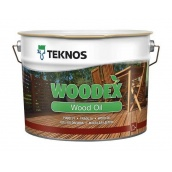 Масло для дерева TEKNOS WOODEX WOOD OIL 2,7 л бесцветный