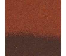 Композитная черепица Metrotile Mistral 1305x415 мм red-brown