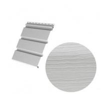 Сайдинг вініловий Royal Europa Royal Soffit gray 3660х340 мм