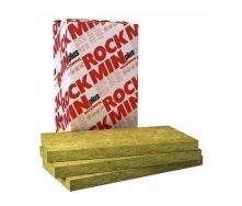 Плита з кам'яної вати ROCKWOOL ROCKMIN PLUS 1000x600x160 мм
