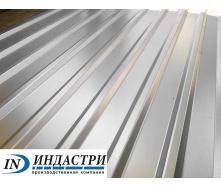 Профнастил Индастри ПС 10 цинк 950/1195 мм 0,5 мм