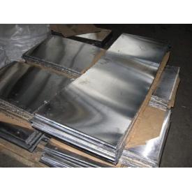 Лист свинцовый С1 1,0х1000х2000 мм
