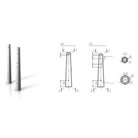 Опора СК 105-8 для ЛЭП 10500 мм