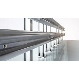 Дорожнє огородження бар'єрного типу 11ДО
