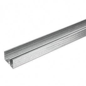 Профиль Knauf MW 3500х75х50 мм 0,6 мм