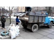 Вивіз будівельного сміття Зілом