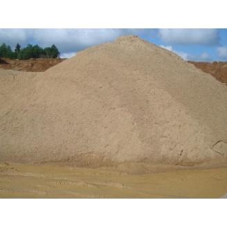 Пісок річковий митий насипом
