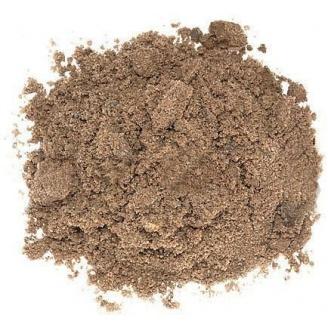 Песок карьерный крупнозернистый насыпью
