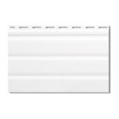 Софит Альта-Профиль Т-19 без перфорации 3000х230 мм белый