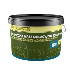 Битумная мастика Greinplast IBR 10 кг клеящая