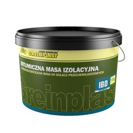 Бітумна мастика Greinplast IBD 10 кг водорозчинна