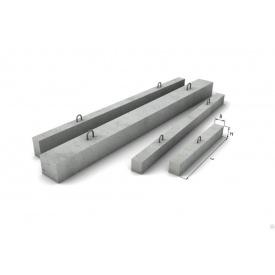 Перемычка железобетонная 10ПБ 25-37 2460х250х190 мм