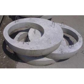 Бетонна кришка колодязя ПП 20-1 2200х160 мм