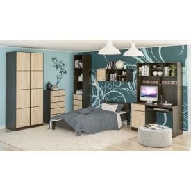 Спальня Мебель-Сервис Фантазия-New модульная №3