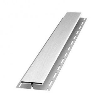 H-планка Budmat 3 м біла