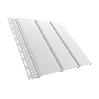 Панель Budmat без перфорации 3 м белая