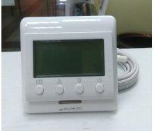 Терморегулятор In-term Е60 с датчиком для теплого пола