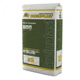 Клей для пенопласта Greinplast KS 25 кг