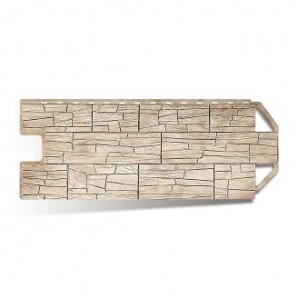 Фасадна панель Альта-Профіль Каньйон 1160х450х20 мм Арізона