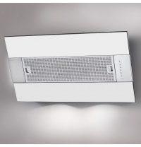 Пристенная вытяжка BEST IRIS White 800х341х950 мм нержавеющая сталь
