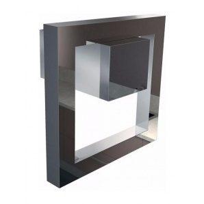 Пристінна витяжка BEST COLLIER 900х350х1150 мм нержавіюча сталь