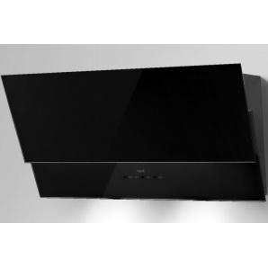 Пристінна витяжка BEST SPLIT Black 800х375х950 мм